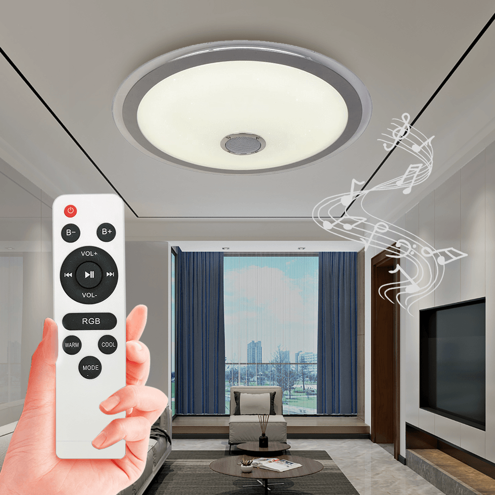 Bluetooth music ceiling lamp